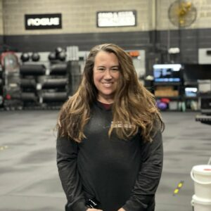 Cindy Personal Trainer CrossFit