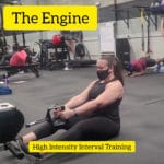 The Engine - Cover