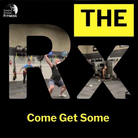 Rx CrossFit Class
