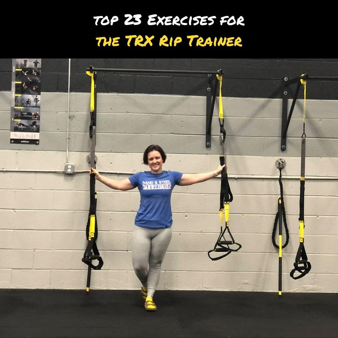 Top 23 Rip Trainer Exercises