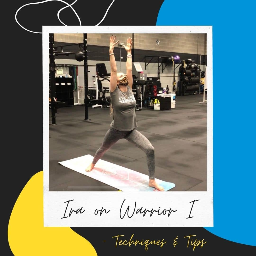 Warrior I Techniques and Tips Yoga