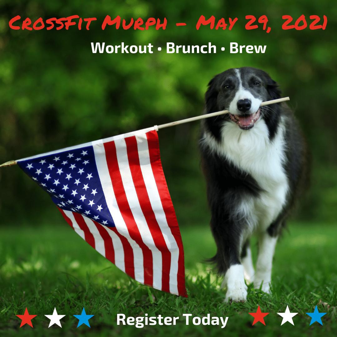 CrossFit Murph Event 2021