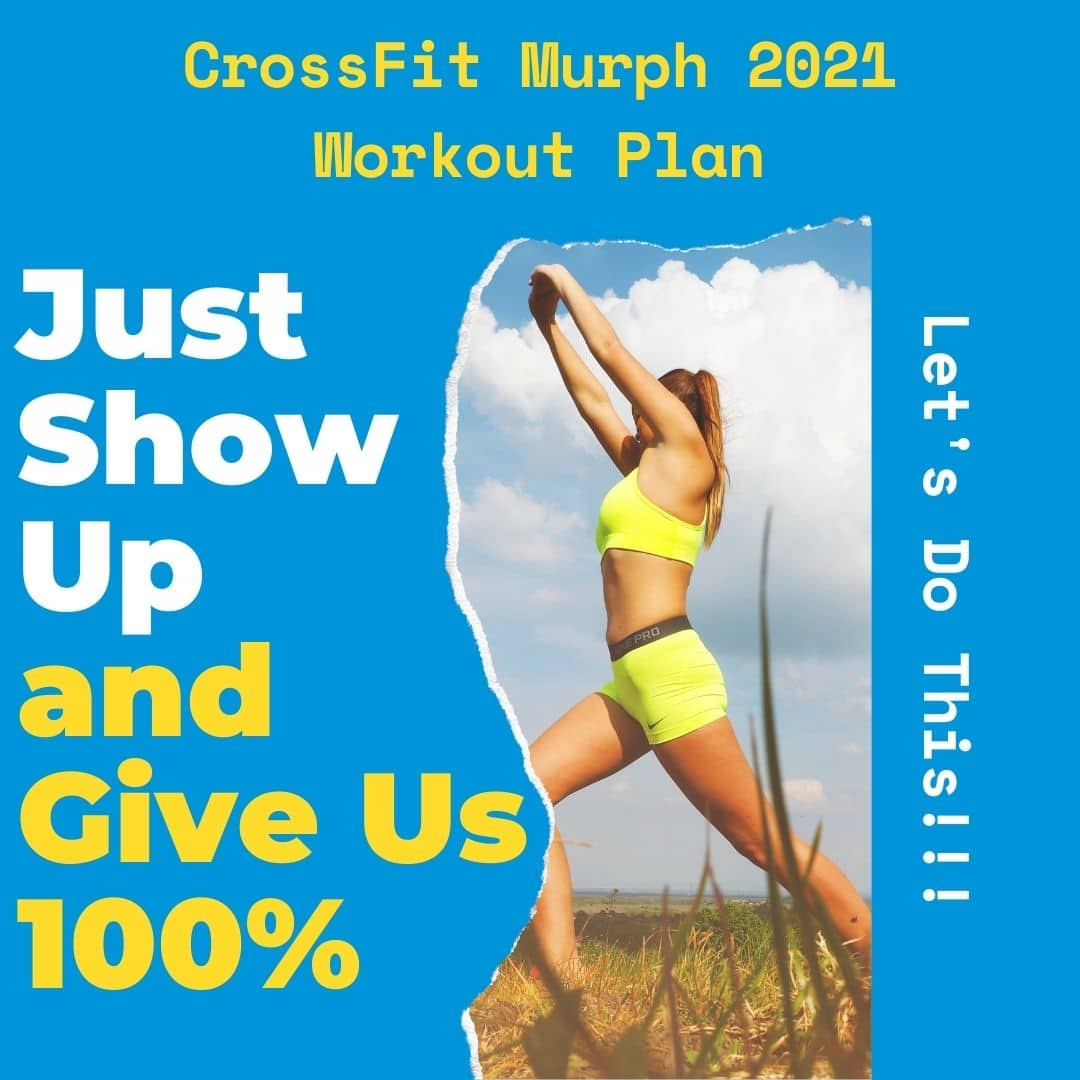 CrossFit Murph Workout Plan
