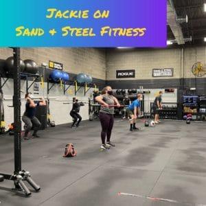 Jackie on CrossFit Classes