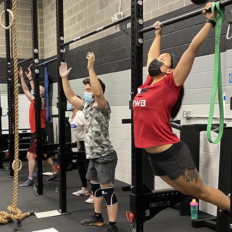 CrossFit Alexandria VA Classes