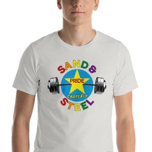 Pride Throwdown T-Shirt Mock-up2