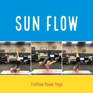 Sun Flow Power Yoga