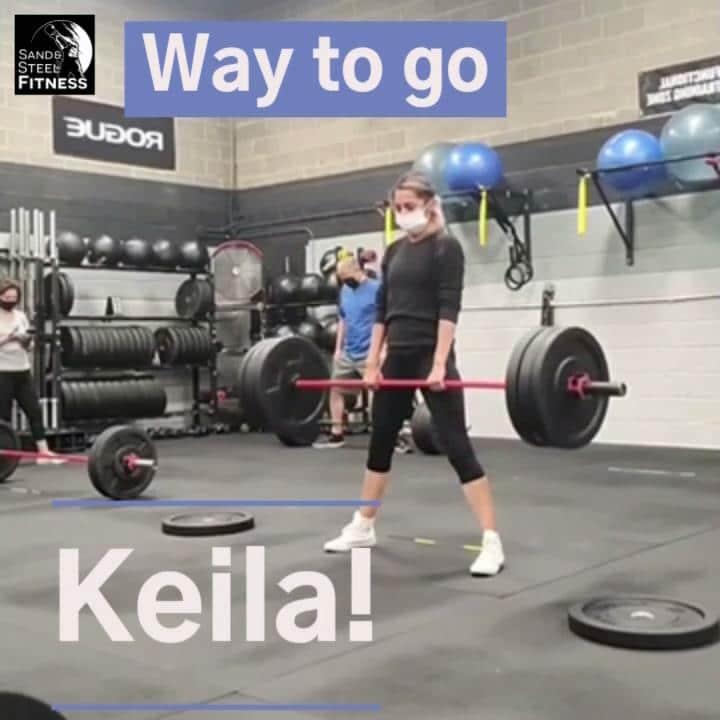 Keila - Most Improved Athlete