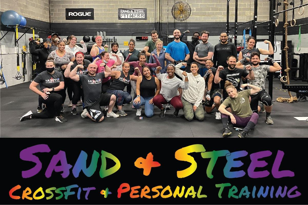Pride Logo V7 CrossFit Personal Training