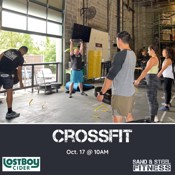 CrossFit at Lost Boy Square