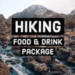 Hiking Food and Drink Package