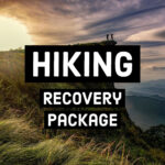 Hiking Recovery Package