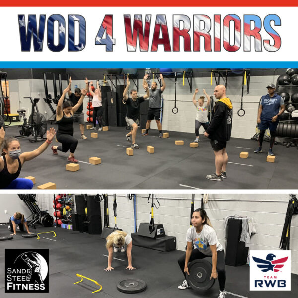 WOD For Warriors