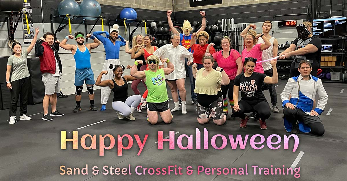 Halloween WOD - CrossFit and Personal Training